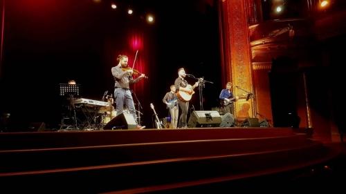 2019 lemezbemutató koncert az Urániában